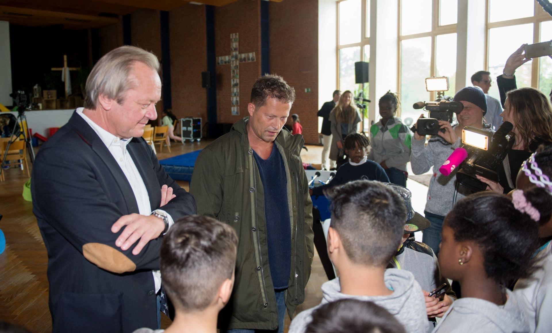 Hermes und Til Schweiger Foundation