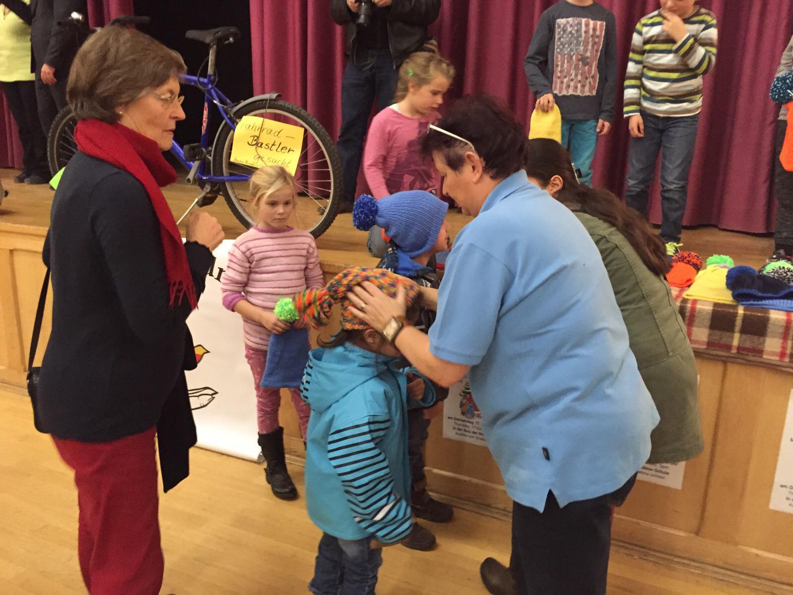 Unterstützung für neue Freundschaften im Hort der Carl Friedrich-Grabow-Schule