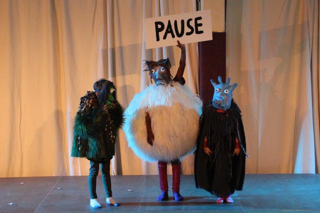 """Premiere des Theaterstücks """"Ein Stück Heimat"""""""