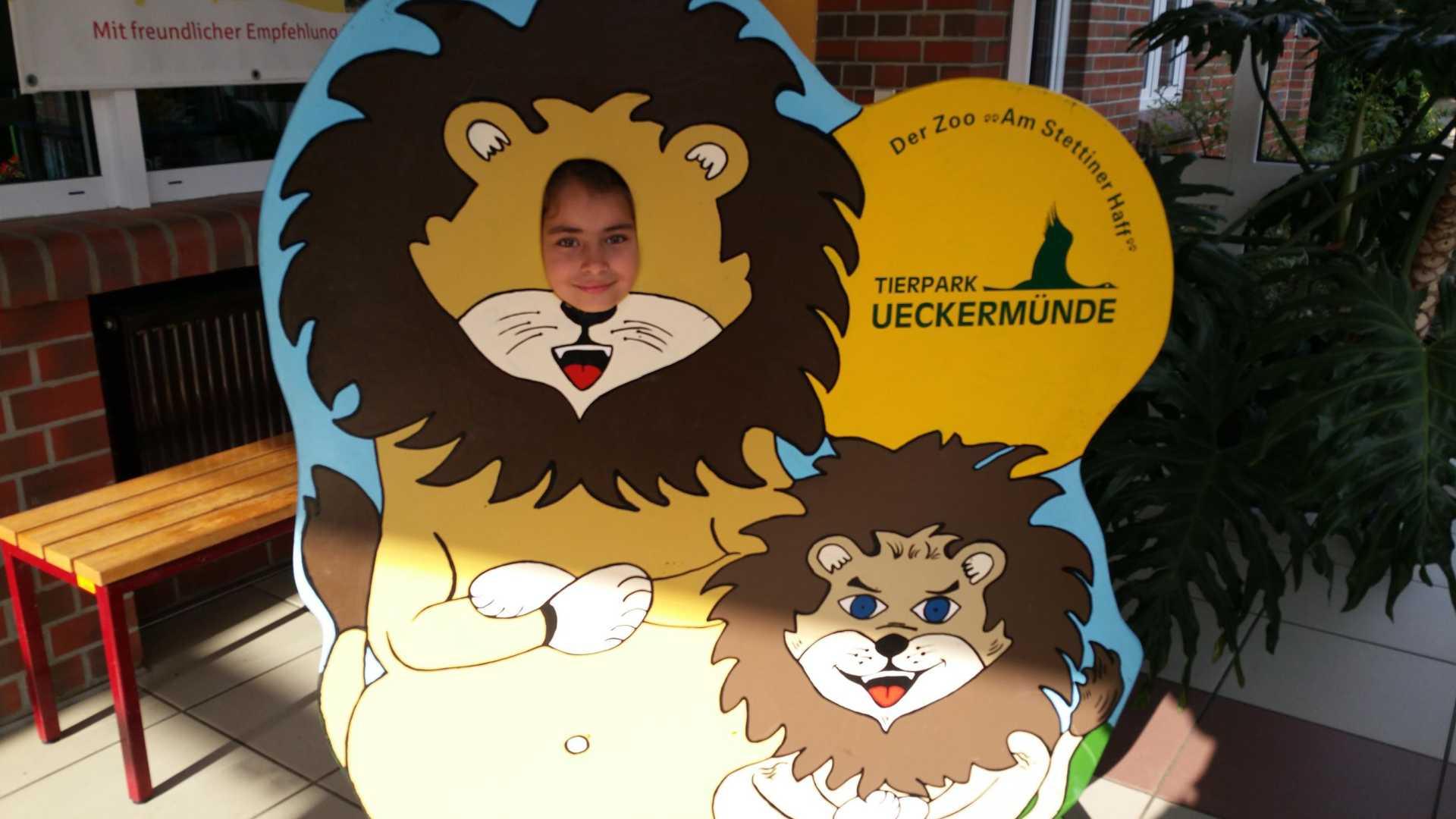 Unterstützung für das Ferienlager Ueckermünde