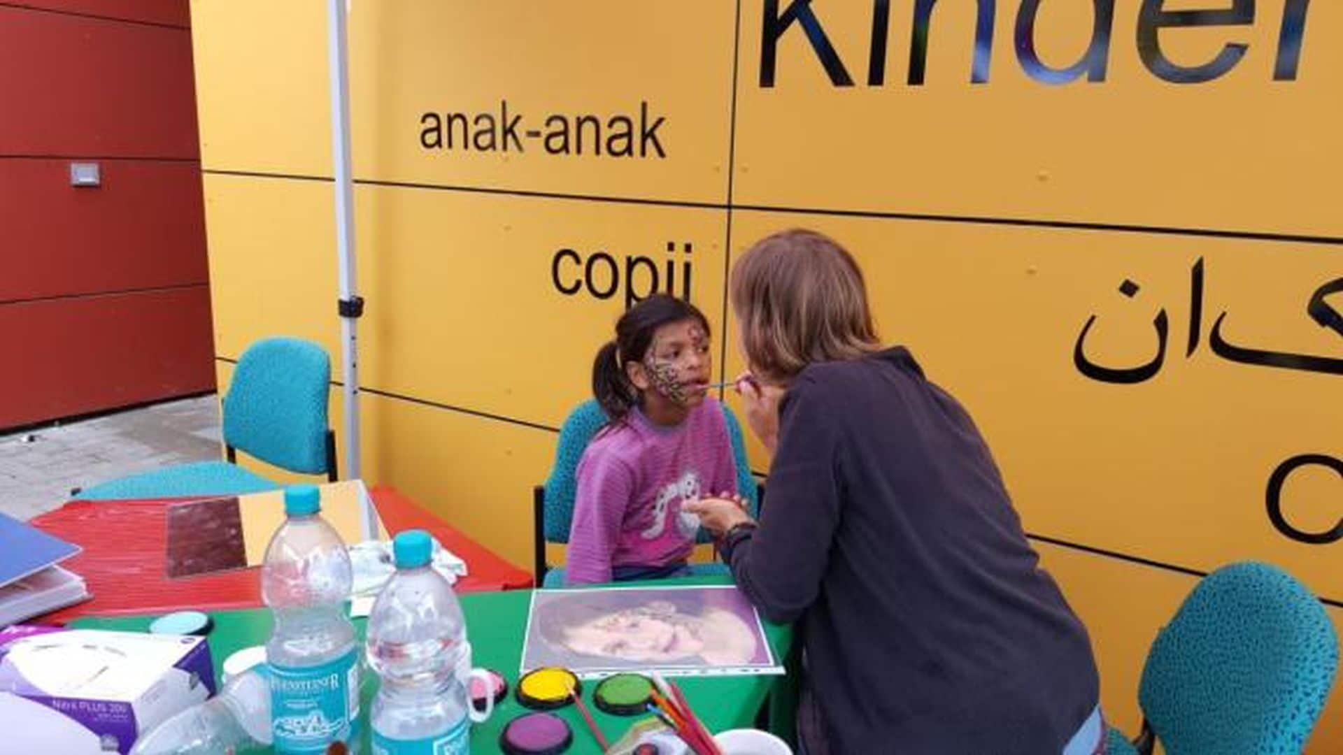 Aktuelles aus der Flüchtlingskita in Osnabrück