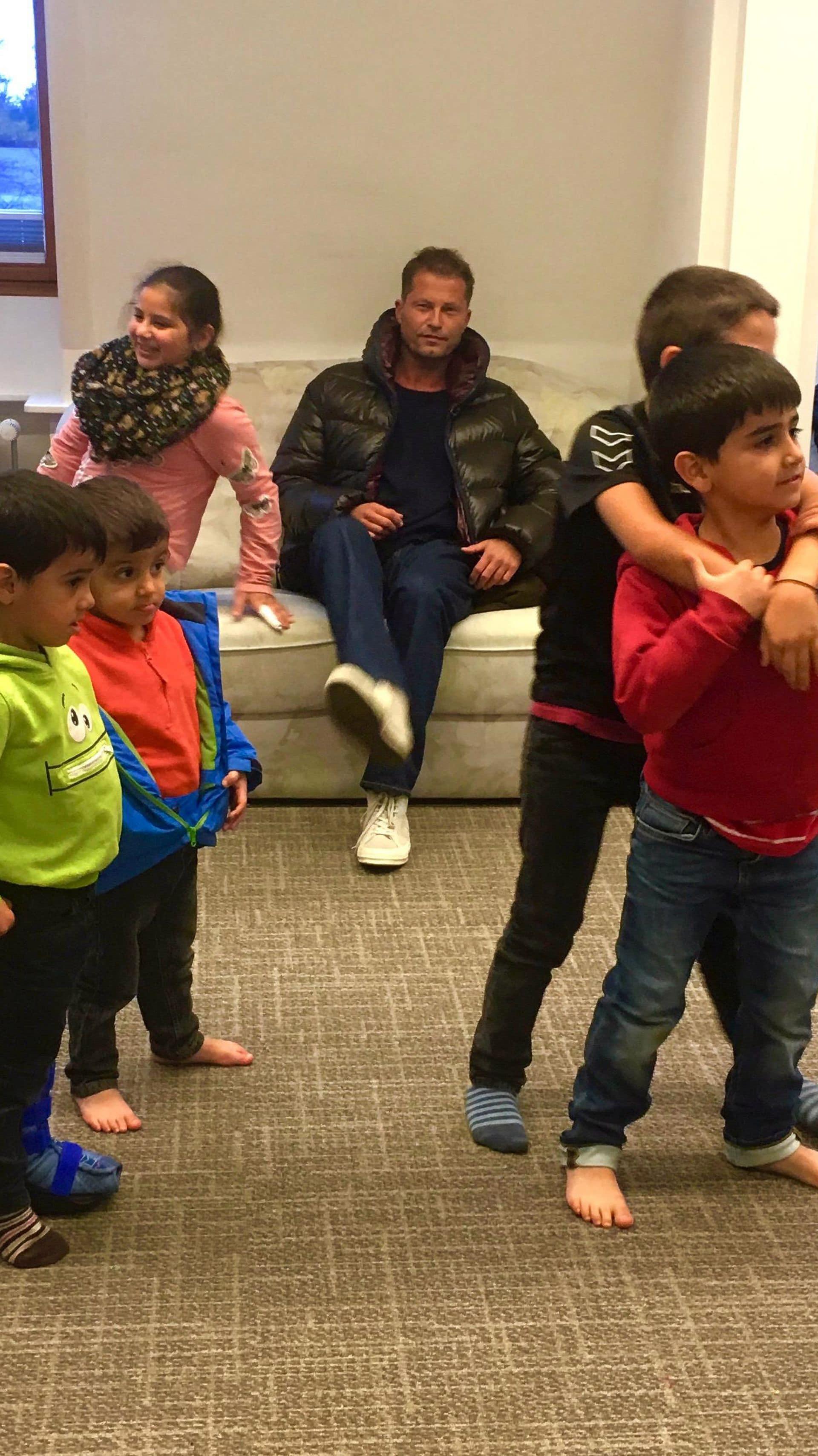 Freudiges Wiedersehen der ARCHE - dreijähriges Integrationsproramm für Flüchtlingskinder