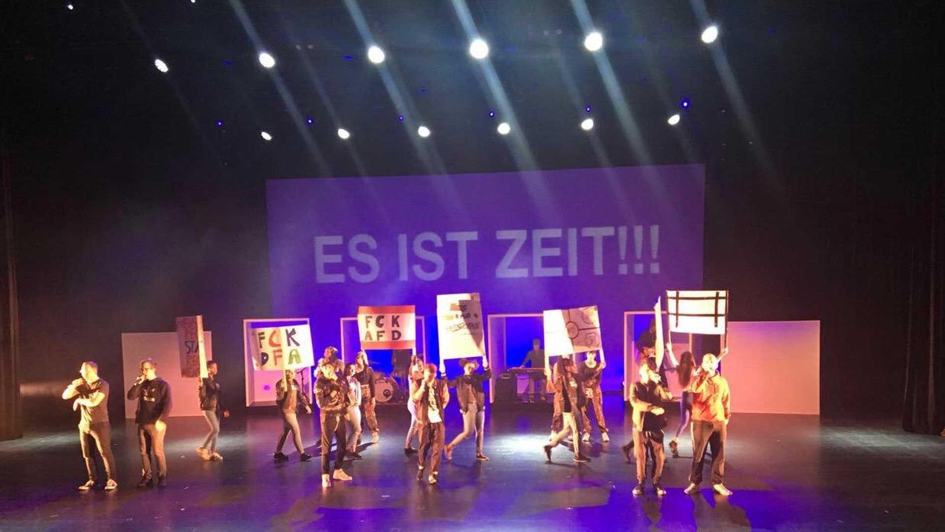 6. Gala der HipHop Academy Hamburg