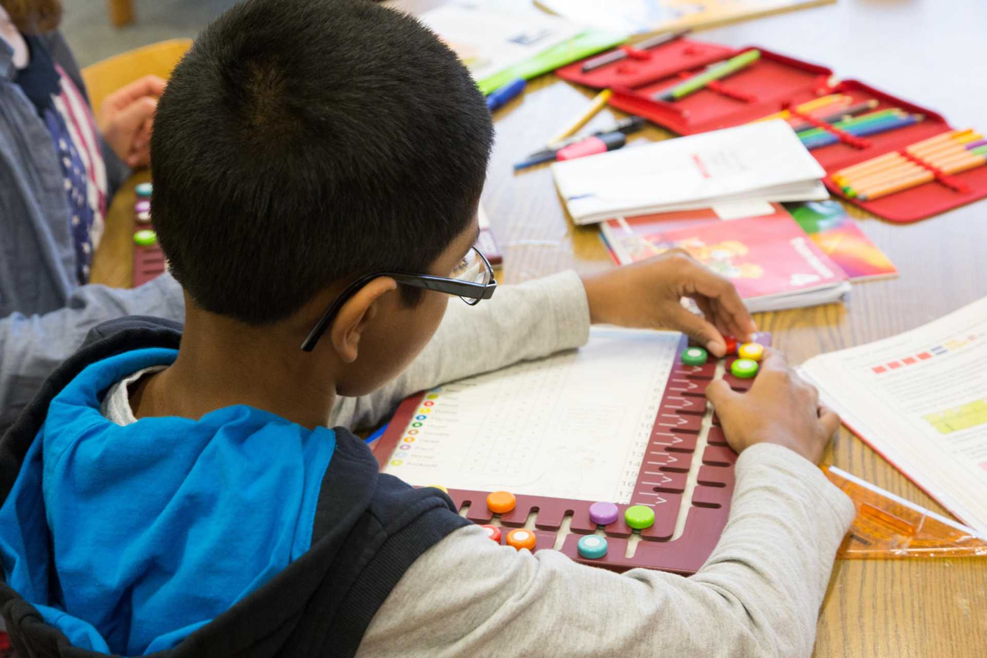 Intensivförderung für mehr Bildungsgerechtigkeit
