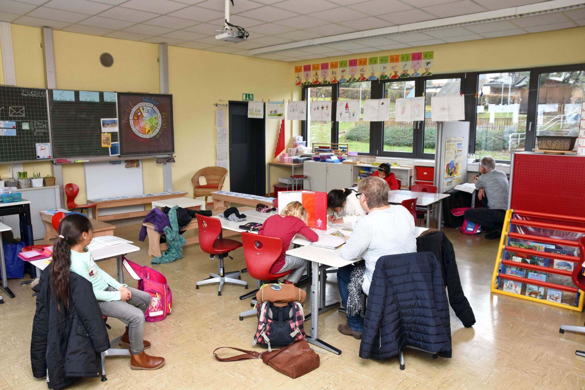 Pädagogische Betreuung für benachteiligter Kinder