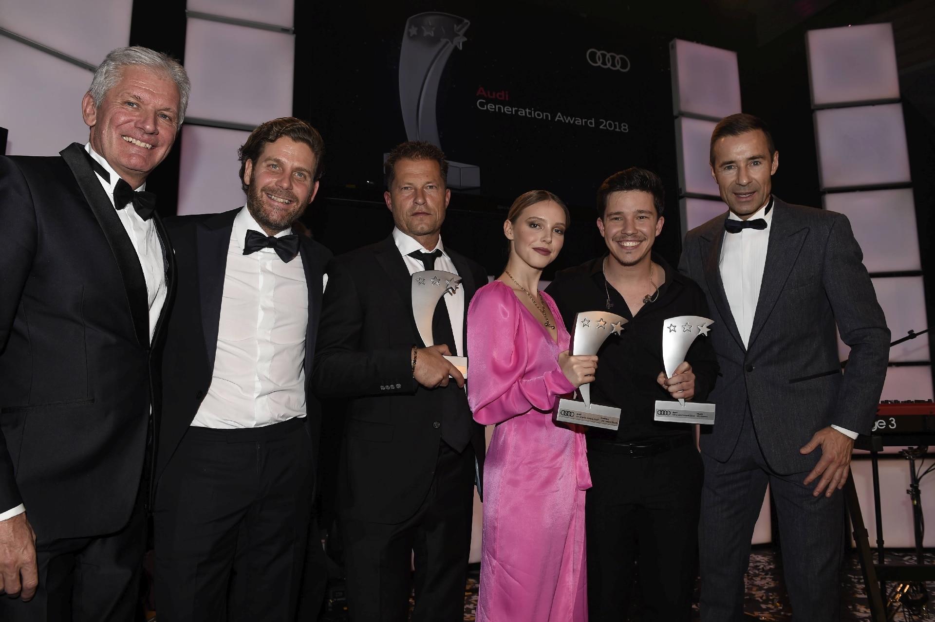 Audi Generation Award 2018