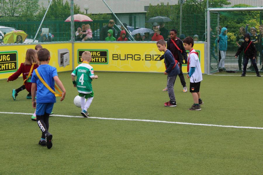 Minispielfeld in Habenhausen